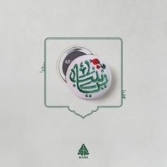 پیکسل گلدوزی حضرت زینب (س)