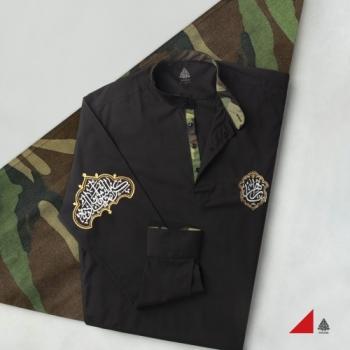 پیراهن خادمی یا زهرا